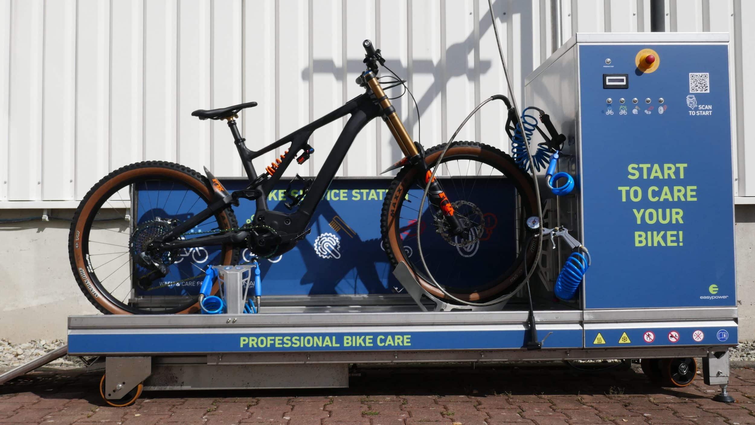 Bike Service Station